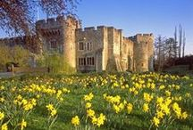 Castles - British Isles / Castles in England, Scotland, Ireland and Wales and other British Islands