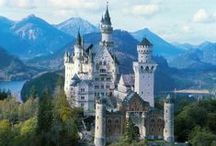 Castles - Europe etc / Castles in Europe and various other places