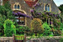 Home sweet home / My dream houzz: facade etc..