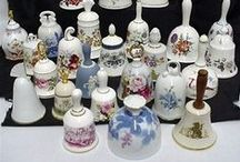 Bells - Glass, Porcelain