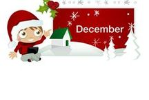 December / The month I was born in - Capricorn, because it was after 22nd