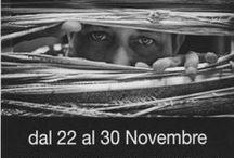 """Coniungere - Canto di un filo2 by Lò / Sulla scia di """"Canto di un filo"""" del novembre 2013, le mie nuove opere, ispirate all'accoglienza e alla solidarietà. Ancora al mio fianco il giovane fotografo Enrico Bartolucci, con la visione fresca di chi si sta affacciando ora nel mondo."""