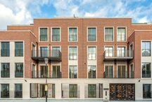 Luxury flats / London, chicago