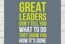 Liderança // Leadership