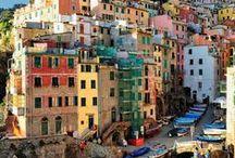 Cinque Terre / Amalfi Coast - Italy