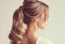 Lovely hairdos