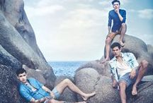 WATERSTONE || SS 2014 / Official campaign of Spring/Summer 2014 collection.