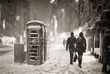 Winter in Edinburgh / Wrap up warm and explore our historic city