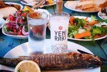 Rakı - Balık