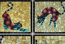 Mosaic Cats & Critters