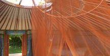 Les belles yourtes mongoles de Dihan / Découvrez nos #yourtes mongoles pour une nuit ou un séjour en #hébergements insolites en #Bretagne et en pleine #nature. Plus d'informations sur www.dihan-evasion.org #Dihan #Carnac #Quiberon
