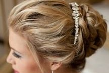 Hair / Wedding hair styles / by Specialty Wedding Cakes
