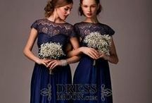 Pretty Bridesmaids Dresses / by Specialty Wedding Cakes
