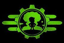 Fallout 3 & 4-Fallout world