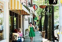 Scenes from Kennett Square / by Mrs. Robinson's Tea Shop