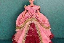 barbie historie