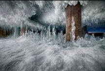 Donde el frío habita / Idea en ebullición