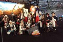 Gamescom 2014 (Cologne) - Offiziell / Von Bühne bis Cosplay - hier findet ihr eine Sammlung an Fotos der gamescom 2014 in Köln!