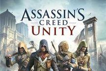 AC Unity - Concept Arts - Offiziell / Grandiose Concept Arts von Assassin's Creed Unity