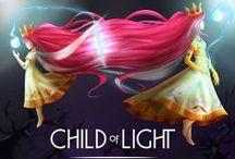 Fan-Art / Child of Light / Hier findet ihr die unglaublich vielfältigen Fanarts zu unserem Spiel Child of Light. ( Mehr darüber hier ► http://ubi.li/aTvvc )
