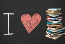 My True Love of Books / I love books! What more can I say?
