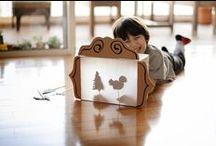 Pour nos enfants / Ce tableau est dédié à tous ce qui peut rendre nos petits chérubins heureux et épanouis