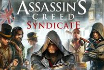 Assassin's Creed Syndicate - Offiziell / Hier findet ihr Screenshots, Artworks und mehr rund um Assassin's Creed Syndicate.