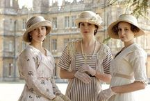 Downton Abbey / One of the best TV shows and Britain's costume dramas I have ever seen. Everything about it is perfect - storyline, actors and acting, costumes, scenery, humor. Totally love it.