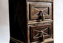 huonekaluja pahvista - furnitures made of cardboard