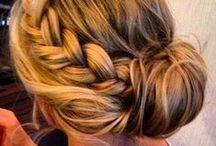 kampauksia - hairdos