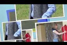 Обучающие видео мастер-классы по валянию одежды продвинутого уровня / Advanced Felting Workshop. / Я представляю видео мастер-классы по валянию одежды. Видеокурсы включают построение шаблона по своим размерам, раскладку шерсти и декора, и все этапы цикличного валяния по авторской методике, что приводит к хорошему качеству войлока и изделиям, хорошо сидящим по фигуре/ I introduce to you felted video work shops.