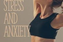 Yoga, quotes and workouts