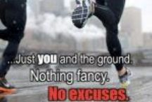 AMP It Up!  Running Motivation