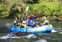 Rafting the Umpqua
