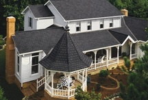 CertainTeed Roofing / These are the different styles of shingles that CertainTeed manufactures.