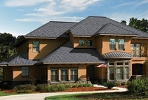 GAF Roofing / These are the different styles of shingles that GAF manufactures.