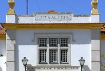 Vista Alegre Factory | Vista Alegre / Vista Alegre porcelain factory, with its history and tradition, has a production capacity of around 15 million pieces per year. It is almost like a museum. A place where history is seen in the exhibition.