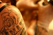 Tatouages  / by Marine Reby