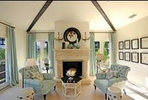 Formal Living Room / #Decorating ideas and tips for your formal living room