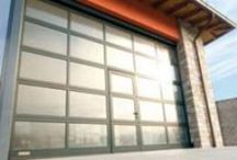Glazed Industrial Insulated Doors / Glazed Industrial Insulated Closing Systems