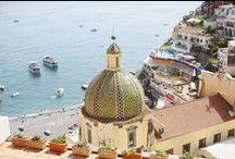 Italian Destination Wedding / Our wedding in Positano, Italy!