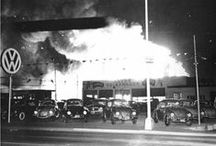 Roseburg BLAST Tour / Travel back more than 50 years in less than 2 hours on the self-guided video tour of the Roseburg Blast. Experience the fury of the blast from the sites where they originated and caused significant damage.