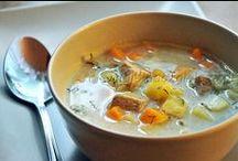 zupy - soup