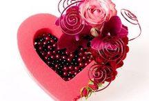 flowers - heart