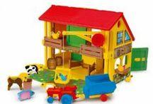 Zabawki Wader / Zabawki Wader - Klocki, pojazdy, domki, tory. Stymulują wyobraźnię dziecka i zachęcają do rozwoju intelektualnego - Zabawki dydaktyczne Wader - Woźniak