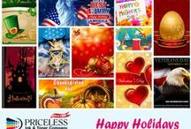 Holidays & Events / We at www.priceless-inkjet.com wish you a happy holiday!