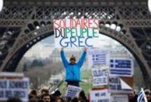 ΚΟΣΜΟΣ, ΕΛΛΑΔΑ, ΚΟΙΝΩΝΙΑ / Κοινωνικά και πολιτικά γεγονότα στην Ελλάδα και τον κόσμο, άρθρα συγγραφέων, ψυχολόγων και φιλοσόφων πάνω στην ανθρώπινη συμπεριφορά.