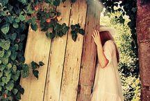 Au-dessus de la porte / Il giardino segreto