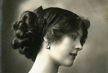 1900 fashion women