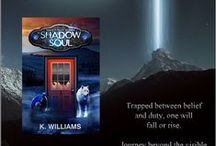 My Books - Published Books by K. Williams / Blue Honor - OP-DEC: Operation Deceit - Trailokya Trilogy - OP-GHO: Operation Ghost